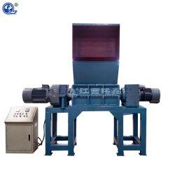 ماكينة التخلص من الخشب الصناعي ذات عمود مزدوج من المصنع آلة إعادة تدوير الكبير الصناعية