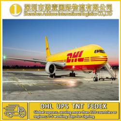 الشحن السريع/الجوي من الصين إلى باب الإمارات العربية المتحدة لفتح ماكينة الشحن السريع DDP/Dxp