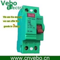 RCCB, RCD DISJONCTEUR, disjoncteur différentiel, ID d'un disjoncteur MCCB, mini-disjoncteur, circuit breaker, commutateur, relais de contacteur
