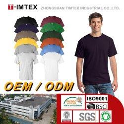 Пользовательские Timtex футболки, 100%хлопок мужчин Tshirt, тройник рубашку, печать T рубашки поло, T рубашку для мужчин и женщин, обычная T футболка