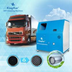 Diesel Kingkar Limpieza de filtro DPF 100% de la máquina con el efecto de limpieza