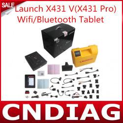 إطلاق X431 V (X431 PRO) أداة تشخيص النظام الكاملة للكمبيوتر اللوحي المزود بتقنية WiFi/Bluetooth