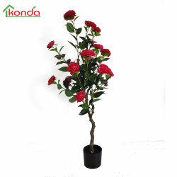Il giardino orna i fiori decorativi artificiali dalla Cina