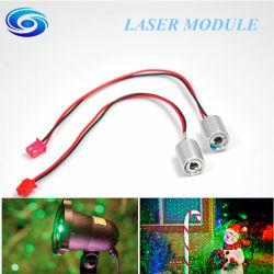 De scherpe Module van de Laser van 515nm 30MW Groene voor de Lichten van de Laser van Kerstmis