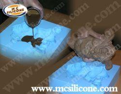 Tomada de molde de resina de silicone, em borracha de silicone para embarcações de resina