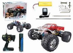 1:8 Nitro 4wd Rc Monster Trucks