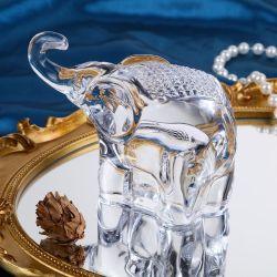 ヨーロッパ様式の簡単な方法ガラス家の装飾装飾は新しい宝石類を装飾する ストレージ Jars Glassware Crafts Spot