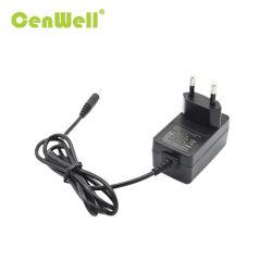 12V1.5A AC Adaptador de alimentação DC Plug Kc Approvied Coreia