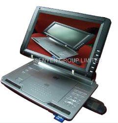 "Draagbare DVD/TV/USB/DIVX/IR/Card Reader met 9.2 "" TFT Player (SY135)"