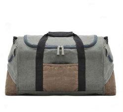Lienzo Multi-Pocket distribuidor de llevar equipaje en la bolsa de viaje Duffle