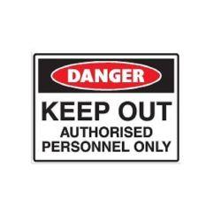 Directa de seguridad de la fábrica de hojas de precaución y símbolos de la zona de trabajo signos de instalaciones de plástico