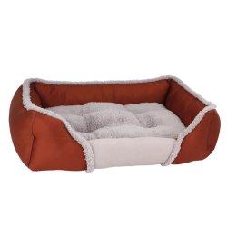 الجملة سوبر لينة قماش قابل للإزالة غطاء وسادة كلب سرير سعر وسادة أثاث محبوبات شريكات منزل منتوجات محبوبات قطة نوم سرير إمداد الأريكة
