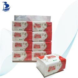 OEM заводская цена оптовой мягкая упаковка цветной бумаги ткани на лице подушек безопасности