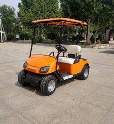 الجودة CE وافقت على 2 مقعد الصينية لعبة غولف سعر السيارة الكهربائية