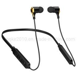 音量調節ステレオの低音のBluetoothは携帯電話のためのNeckbandのヘッドホーンのイヤホーンを遊ばす
