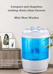 Mini-shoe chaussure intelligente de la machine à laver paresseux Machine à laver la machine de brossage de dortoir du caisson de nettoyage