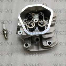 Cabeça de motor completo com os balanceiros de válvulas montadas encaixa para 173f 177f GX240, GX270 240cc-270cc MOTOR A GASOLINA