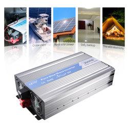 2000W 12V/24V/48V DC a AC 110V/220V de onda senoidal pura, alquiler de la energía solar fuera de la red inversor