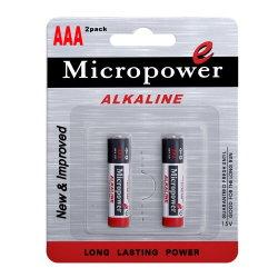 Commerce de gros 1.5V 140min AAA suis4 Pile alcaline Lr03 Super pour les voitures électriques