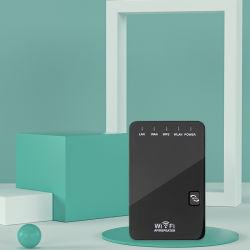 جهاز تكرار لإشارة موسّع شبكة WiFi بسرعة 5 جيجاهرتز وقدرة 300 ميجابت في الثانية من الاتصال اللاسلكي الصغير