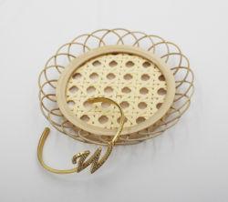 Última Desiged Bracelete Letra jóias com o Crystal