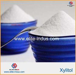 Aditivo edulcorante xilitol orgánicos libres de OMG (CAS: 87-99-0)