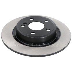 Kundenspezifische Qualitäts-Bremsen-Platte für MERCEDES-BENZ GLA/CLA/A/B, Infiniti Q30 hinterer Körper OE#2464230712 ECE R90,
