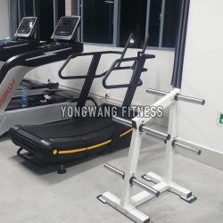 Utilização de Ginásio Fitness Comercial Sem esteira elétrica sem alimentação Esteira curvos