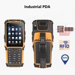 산업용 핸드헬드 무선 4G 배송 스캐너 Android 2D RFID 리더 물류 TS-901 PDA용