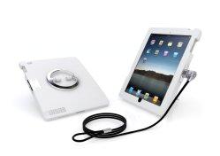 Le verrouillage de sécurité à usages multiples pour couvrir l'iPad 2