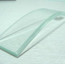 Effacer le verre incurvé avec petit rayon