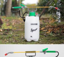 5L/8L 수동 공기 압력 분무기/어깨 운반 압축 분무기 소독/정원 압축 분무기