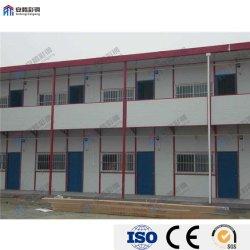 Estructura de acero paneles sándwich de trama desprendida modulares prefabricados prefabricados casa edificio PU