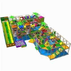 Juich Spel van de Jonge geitjes van het Thema van het Vermaak het Binnen Zachte voor de Apparatuur van de Speelplaats toe