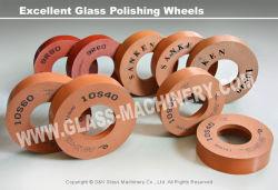 10S60 de verre pour le verre de roue de polissage machine de chant