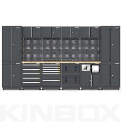 2020 29 Kinbox Garagem PCS Caixas de arrumação para Professional 1 Industrial Comprador
