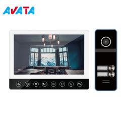 ビデオドアの通話装置のドアの電話ドアベルOEM ODMの製造業者