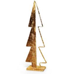 Домашняя Xmas украшения металла и дерева елки