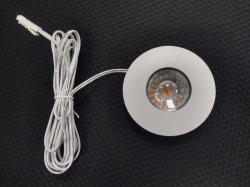 3W luz armário encastrado iluminação regulável Triac Distribuidor sabugo baixar os encargos familiares personalizado confortáveis e a poupança de energia