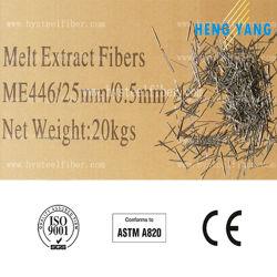 Schmelzauszug-Edelstahl-Faser für Industrieofen/Industrie-Brennofen
