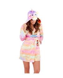 Impression haute qualité flanelle pyjama en laine polaire de vêtements de détente Nightwear peignoir de bain Vêtements de nuit pyjamas