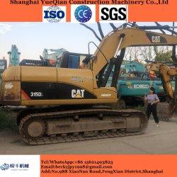 사용된 Cat315dl/312c/320d/323/324/326/330/336/349/308/311 크롤러 굴착기 또는 일본 고유 굴착기 15 톤 Caterpiller