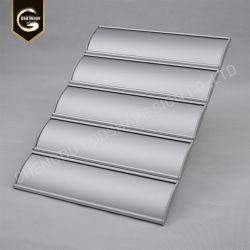 Signes de porte en aluminium personnalisé pour le résidentiel Appartement