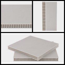 De solides modèles de construction en plastique creux composite