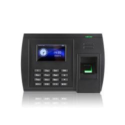 고품질 기계 생물 측정 지문 천공 카드 시간 출석 장치 (5000T-C)