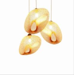 Горячая продажа современных LED с высоты птичьего полета Nest форму подвесной светильник для спальни
