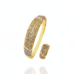 Hochwertige Bestrewed Rhinestone-Frauen-Armband-Armband-ursprüngliche einfache Abgleichung
