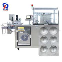 La DPP-160 aluminio doble automático de Farmacéuticos de paquete de formación de blister Alu de maquinaria de embalaje la Máquina de embalaje blister Alu