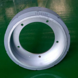 Formod-on Solid Rubber Tire 323 * 100 für Scissor Lift JLG