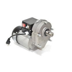 AC asynchrone simple phase de réduction par engrenages du moteur électrique 250 W